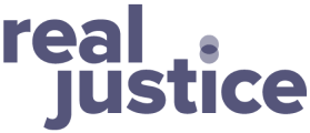 Logo of the Real Justice PAC